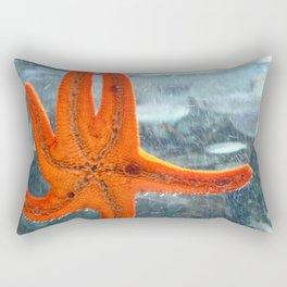 A STAR IN THE OCEAN Rectangular Pillow