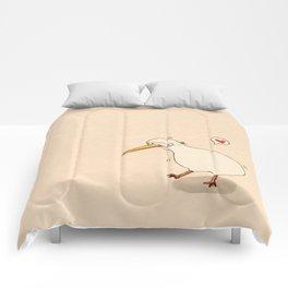 Kiwi Toki Comforters