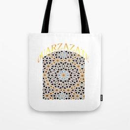 Morrocan culture ouarzazate city Tote Bag