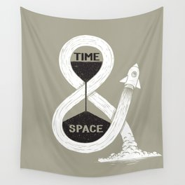 Time & Space Wall Tapestry