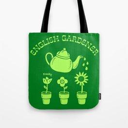 English Gardener Tote Bag