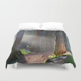 Keepers Of The Light Duvet Cover