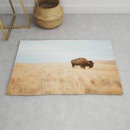 Bison Plaines Rug