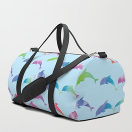 Dolphins Duffle Bag