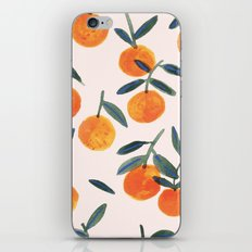 Clementines iPhone & iPod Skin