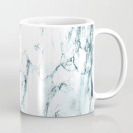 Green Marble Look Coffee Mug