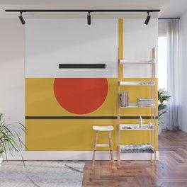 Geometric Abstract #12 Wall Mural