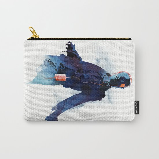 The Walkman Dead Carry-All Pouch