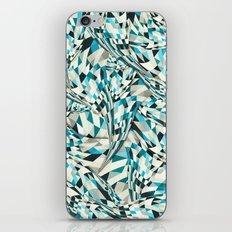 it's never over iPhone & iPod Skin