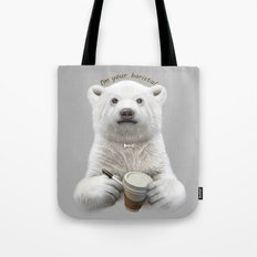 I'M YOUR BARISTA Tote Bag