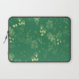 Flower Party Laptop Sleeve