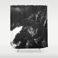 monster Shower Curtains featuring MONSTER by romar