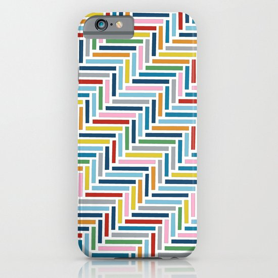 Herringbone 45 Colour iPhone & iPod Case
