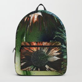 Bachelor Button Trio Backpack