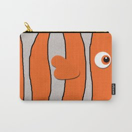 Cute Clown Fish Carry-All Pouch