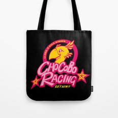 Chocobo Racing Tote Bag