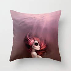 never forgotten / time Throw Pillow