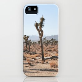 JOSHUA-SCAPE iPhone Case