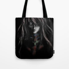 Asuka Langley Soryu Digital Painting Rebuild of Evangelion 3.0 Character Poster Tote Bag