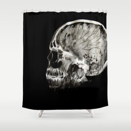 January 11, 2016 (Year of radiology) Shower Curtain