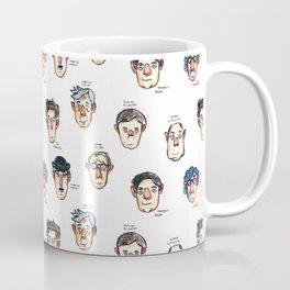 Cinemaholic Coffee Mug