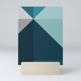 Geometric 1702 Mini Art Print