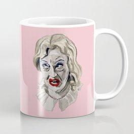 Whatever Happened To Baby Jane? Pink. Coffee Mug
