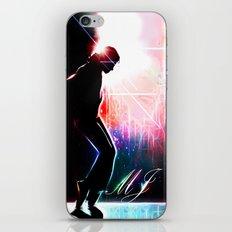 Dancing in the stars iPhone & iPod Skin