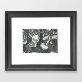 Brainless Framed Art Print