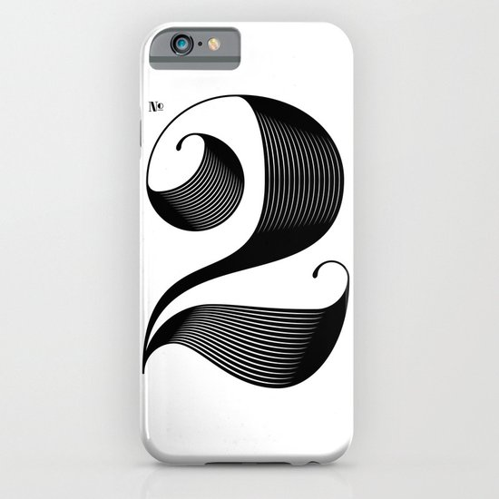 No. 2 iPhone & iPod Case