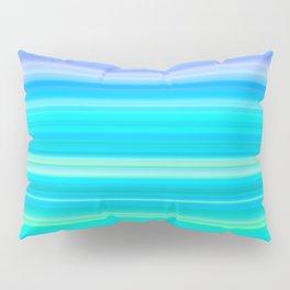 Summer Breeze Gradient Pillow Sham