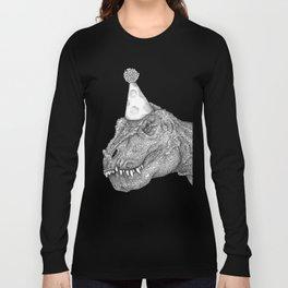 Party Dinosaur Long Sleeve T-shirt