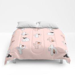 Cactus Ladies Comforters