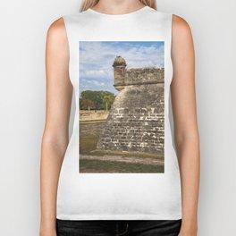 Castillo de San Marcos Biker Tank