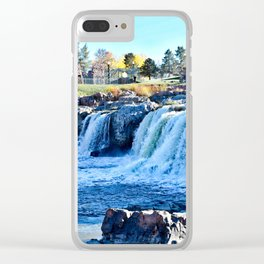 Falls Clear iPhone Case