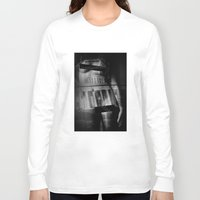 transparent Long Sleeve T-shirts featuring transparent state by C Mirene