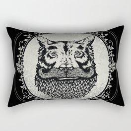 Burly bear Rectangular Pillow