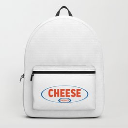 The Power of Cheese Backpack
