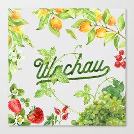 Fruits of the Wachau Canvas Print