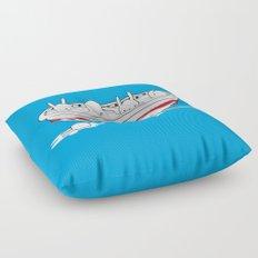 Bunny Soup Floor Pillow