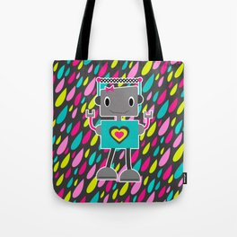 Sweet Bot Tote Bag
