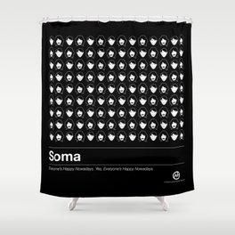 Soma Shower Curtain
