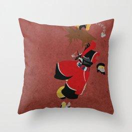 Sora Throw Pillow