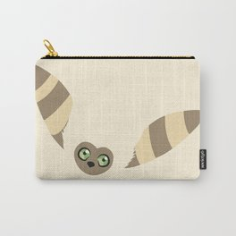 Curious Momo Carry-All Pouch