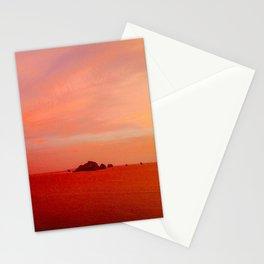 Drone Krabi Sunset, Thailand Stationery Cards