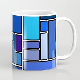 50 shades of blue Coffee Mug
