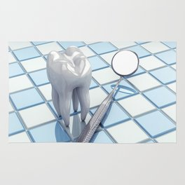 Dental hygiene Rug