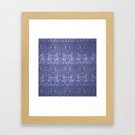 """William Morris """"Brer rabbit"""" 2. Framed Art Print"""