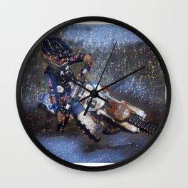 """"""" Stardust """" Wall Clock"""