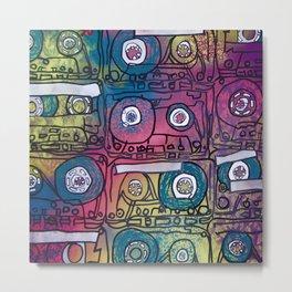 cassette tapes II Metal Print